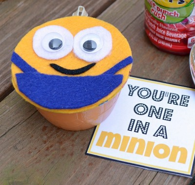 """""""One in a Minion"""" Snacks and Craft"""
