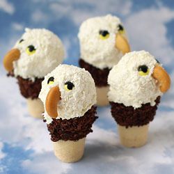Ice Cream Cone Eagles