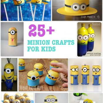 25+ Minion Crafts
