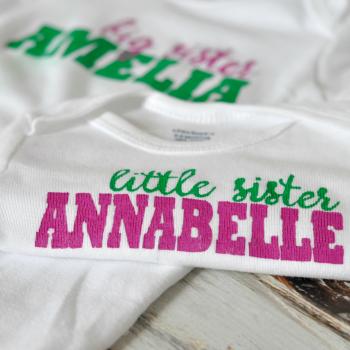 Sibling Shirts