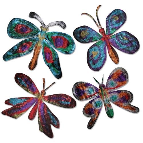 Blot Butterflies
