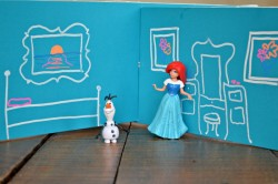 Foamboard Dollhouse