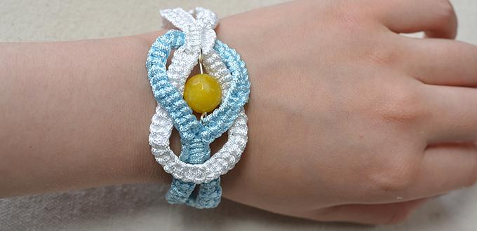 Fancy Friendship Bracelet