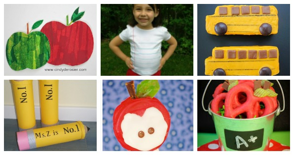 400+ Back to School Crafts