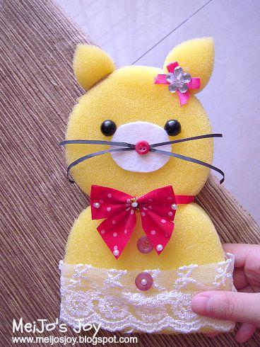 Sponge Cat