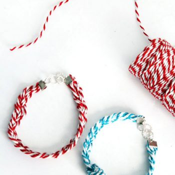 DIY Braided Friendship Bracelets