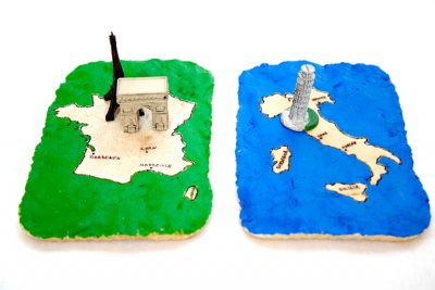 Clay Maps