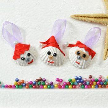 Shell Santas