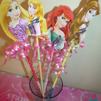 Disney Princess Birthday Party Ideas