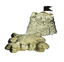 Long Lasting Sand Castles