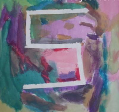 Initial Watercolors
