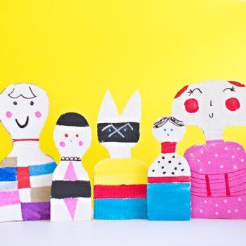 Cardboard Dolls