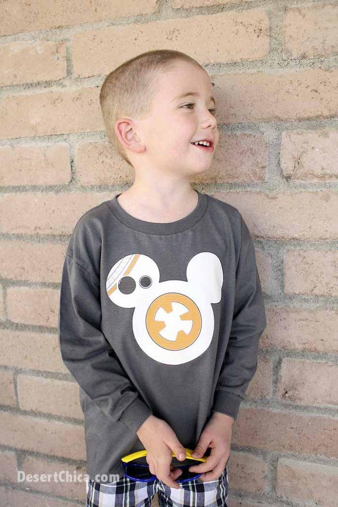 BB-8 Shirt