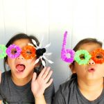 BOO! Halloween Glasses