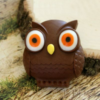 Chocolate Peanut Butter Owl
