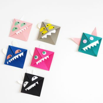 Origami Paper Monsters