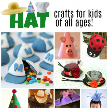 Hat Crafts for Kids