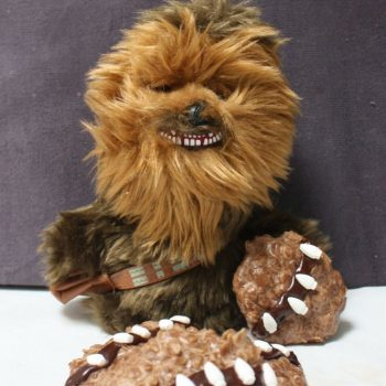 No Bake Wookiee Cookies
