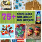 75+ Rice Activities & Crafts for Kids