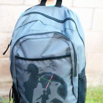 Custom Star Wars Backpack