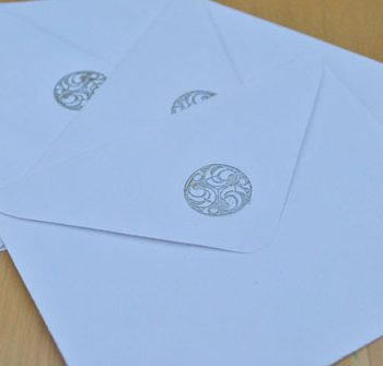 Embossed Envelope