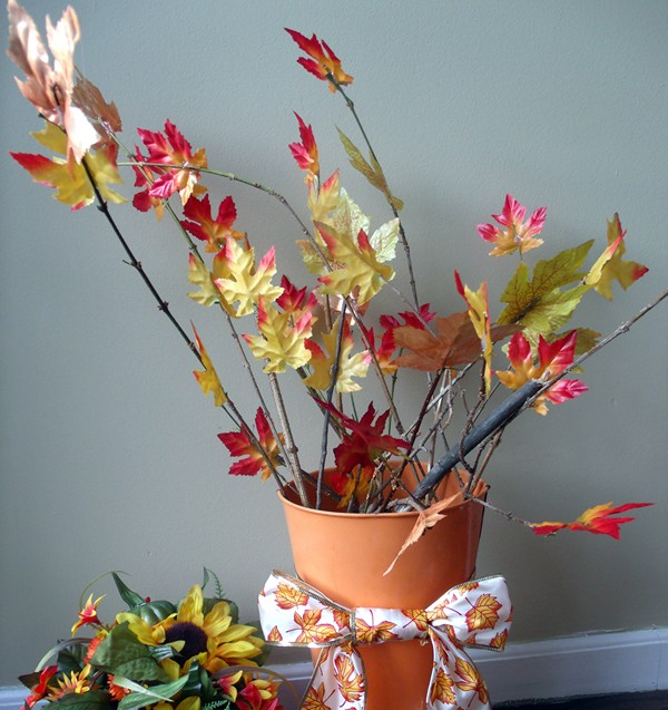 Leaf and Branch Fall Craft