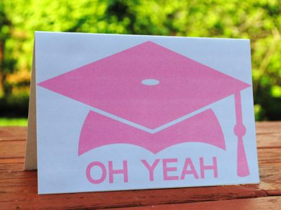 Graduation Card Printable