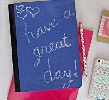Chalkboard Composition Notebook