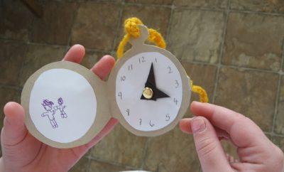 Alice in Wonderland Pocket Watch Craft