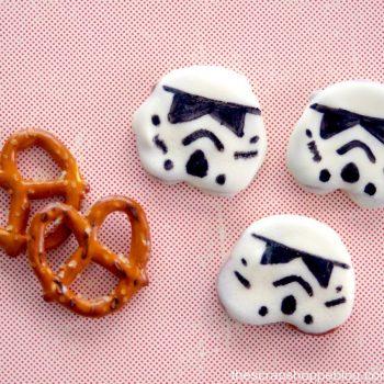 Easy Stormtrooper Snacks