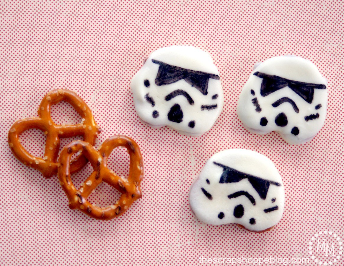 Easy Stormtrooper Snacks