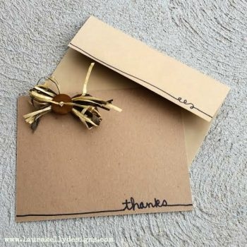 Autumn Thank You Notes