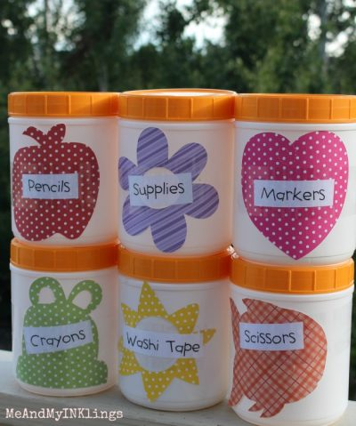 Recycled Supply Containers