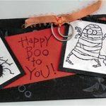 Halloween Goodie Bag Topper
