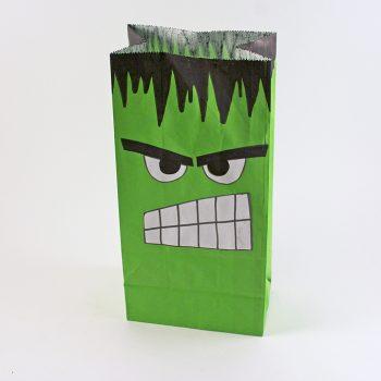 The Hulk Party Bag