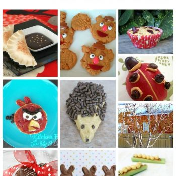 Edible Peanut Butter Crafts for Kids