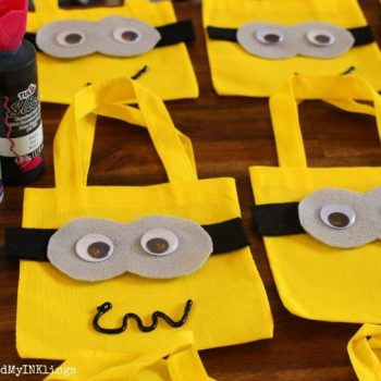 Minion Party Bags