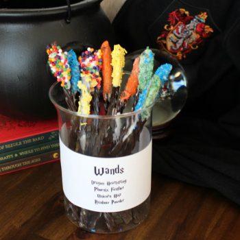 Licorice Magic Wands