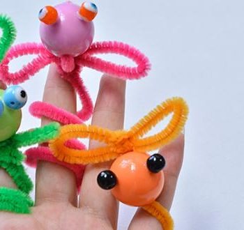 Chenille Critters