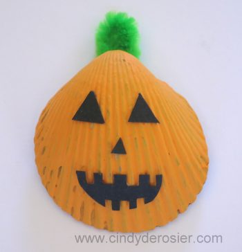 Clam Shell Pumpkin