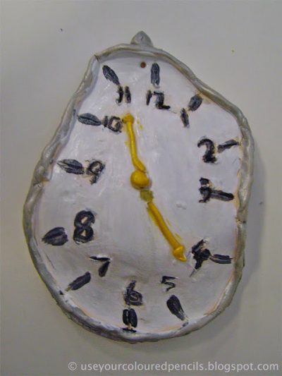 Dali Melting Clocks
