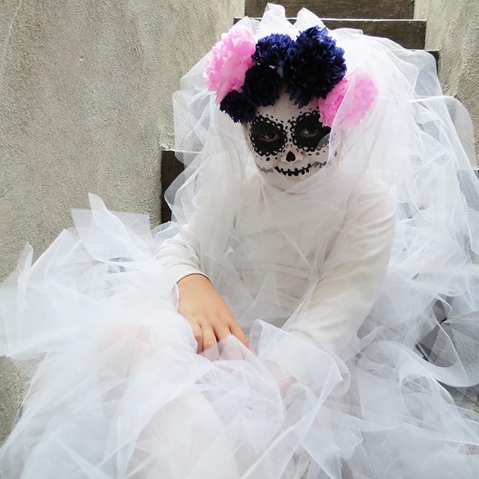 Sugar Skull Costume