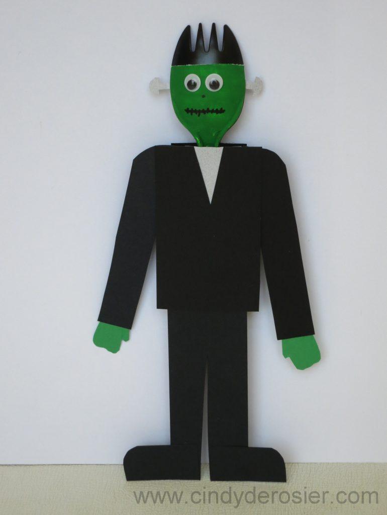 Frankenstein Spork