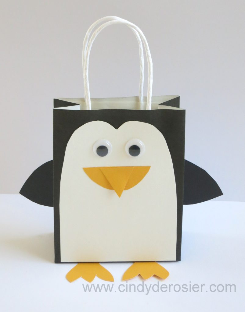 Penguin Gift Bag