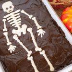 Skeleton Cake
