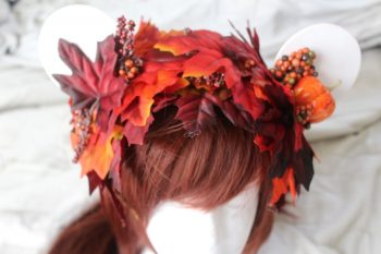 Autumn Faun Headband