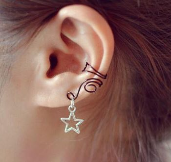Wire Ear Cuffs for Unpierced Ears