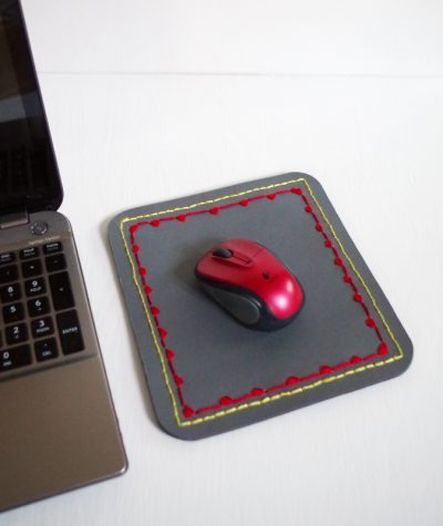 Embroidered Mouse Pad