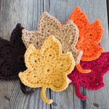 Fall Leaves Crochet Pattern