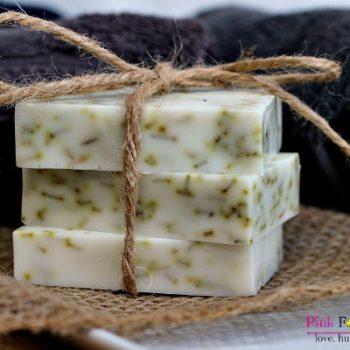 Rosemary Bar Soap